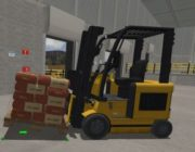 Forklift Personal Simulator
