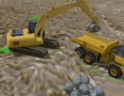 Hydraulic Excavator Personal Simulator