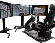 Mining Truck Personal Simulator